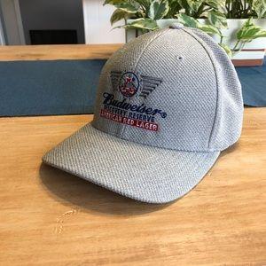 Budweiser Discovery Reserve Flexfit Hat